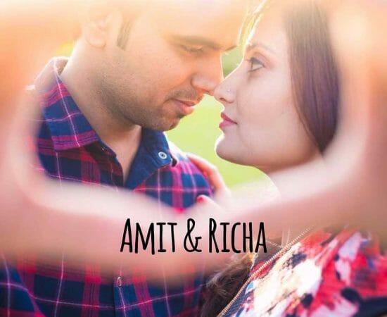 AMit richa pre wedding sreevikash