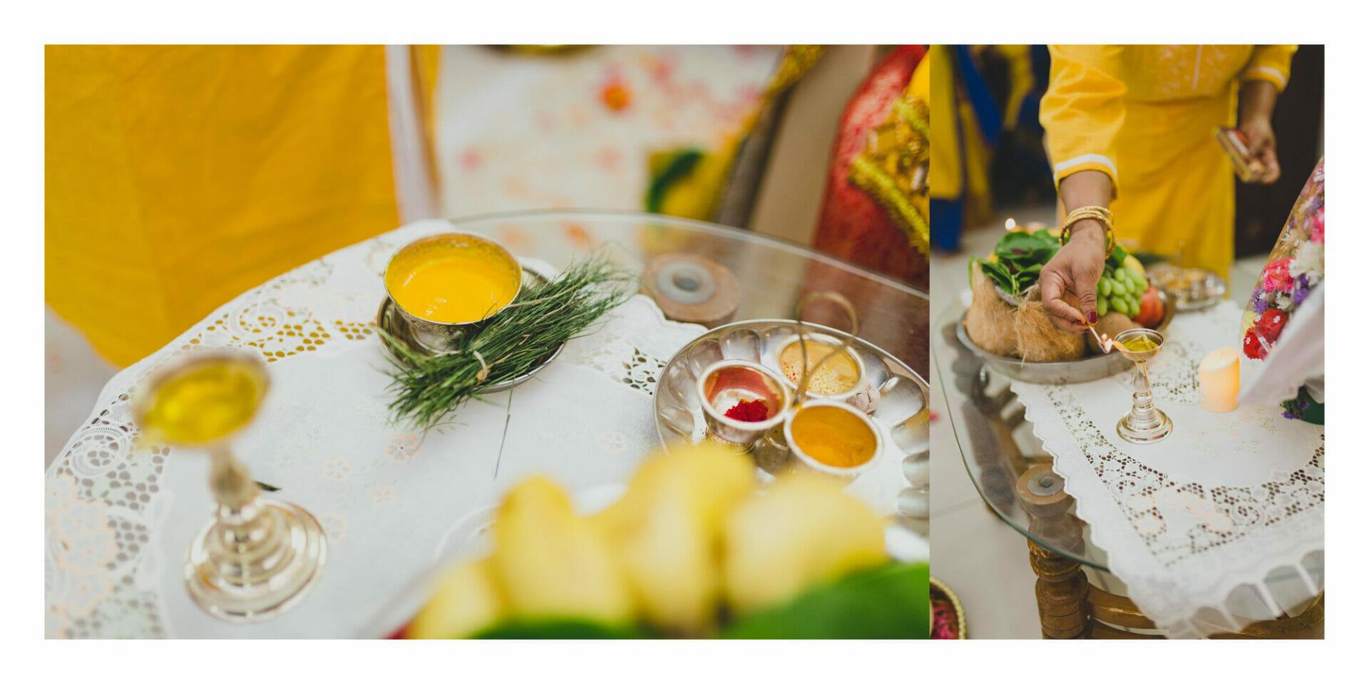 shruti annayya sree vikash photography haldi kalathur gardens 3