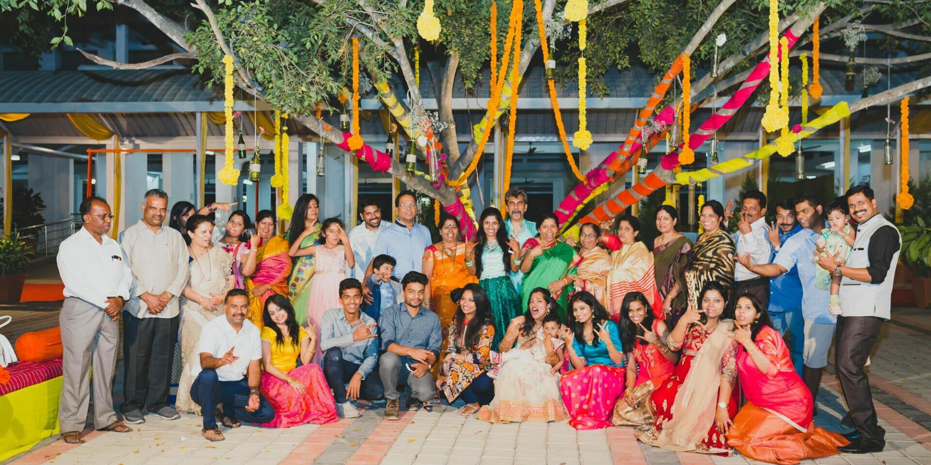shruti annayya sree vikash photography mehandi sangeeth kalathur gardens 20