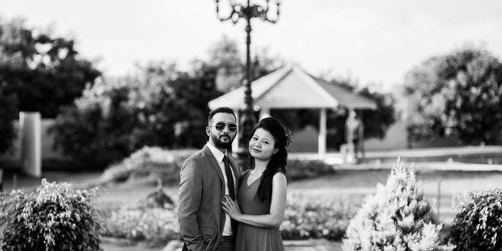 Ashish Rahel Pre Wedding bangalore couple sreevikash 10
