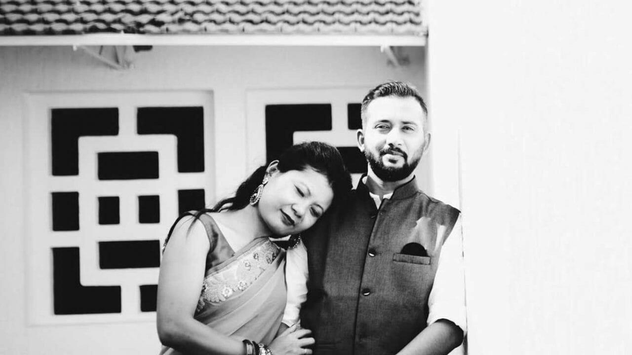 Ashish Rahel Pre Wedding bangalore couple sreevikash