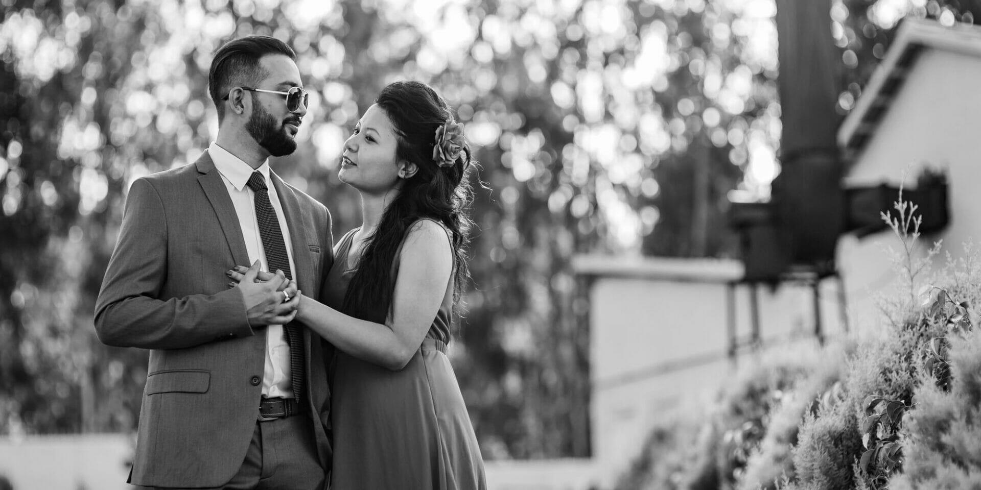 Ashish Rahel Pre Wedding bangalore couple sreevikash 14