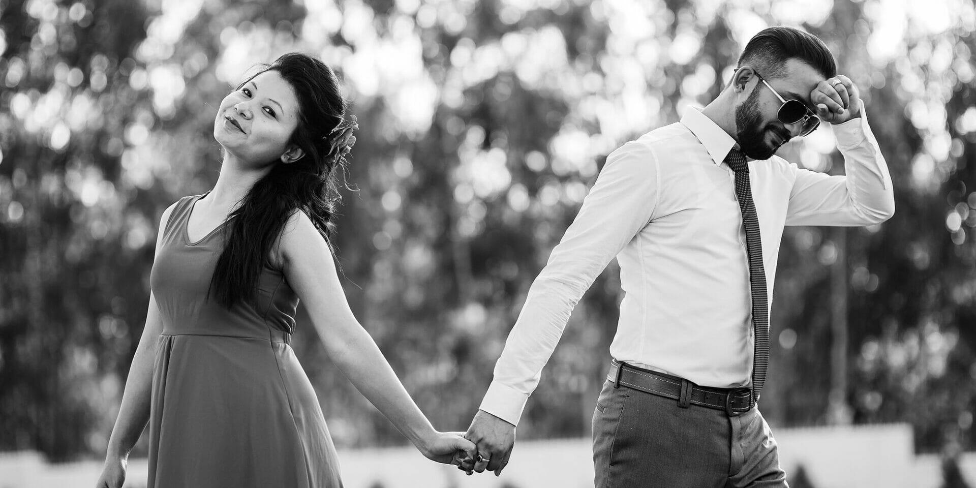 Ashish Rahel Pre Wedding bangalore couple sreevikash 17