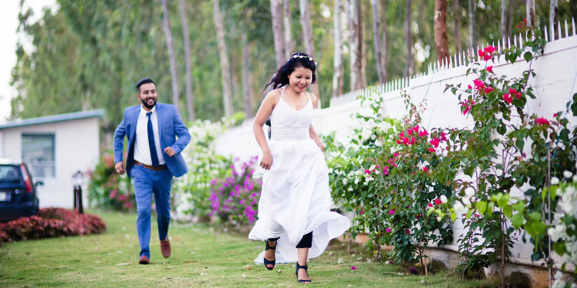 Ashish Rahel Pre Wedding bangalore couple sreevikash 25