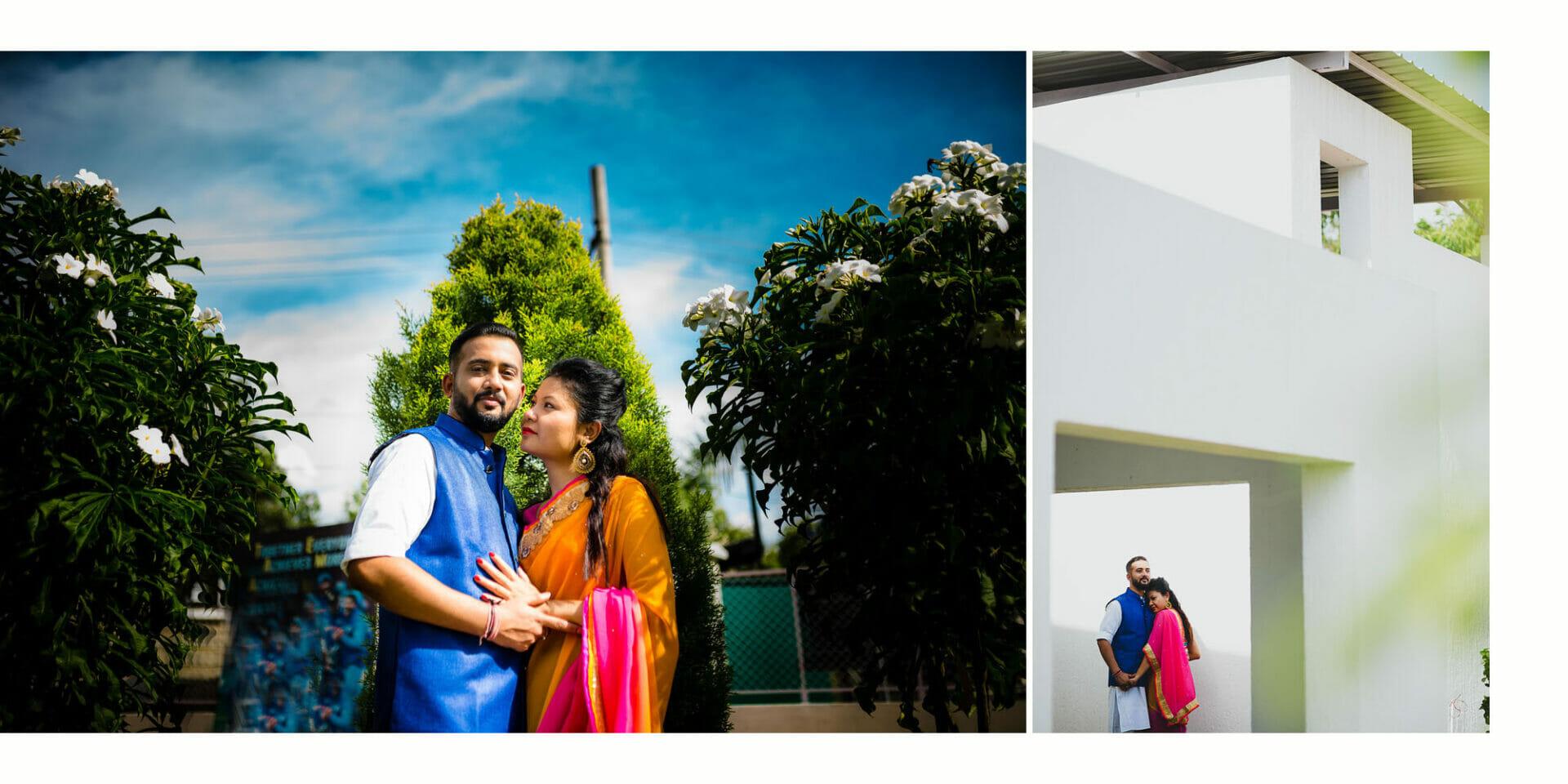 Ashish Rahel Pre Wedding bangalore couple sreevikash 6