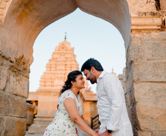 Pre wedding Lepakshi Nandi Temple Bangalore Photographer candid pre wedding Sree vikash 29